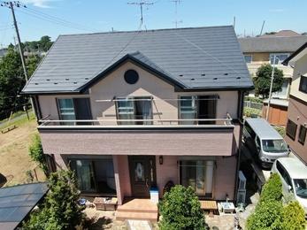 屋根の葺き替えが、カバー工法の費用と差が少なく葺き替えをしたいと思っていたので。
